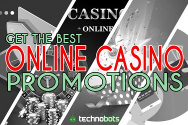 GET THE BEST ONLINE CASINO PROMOTIONS